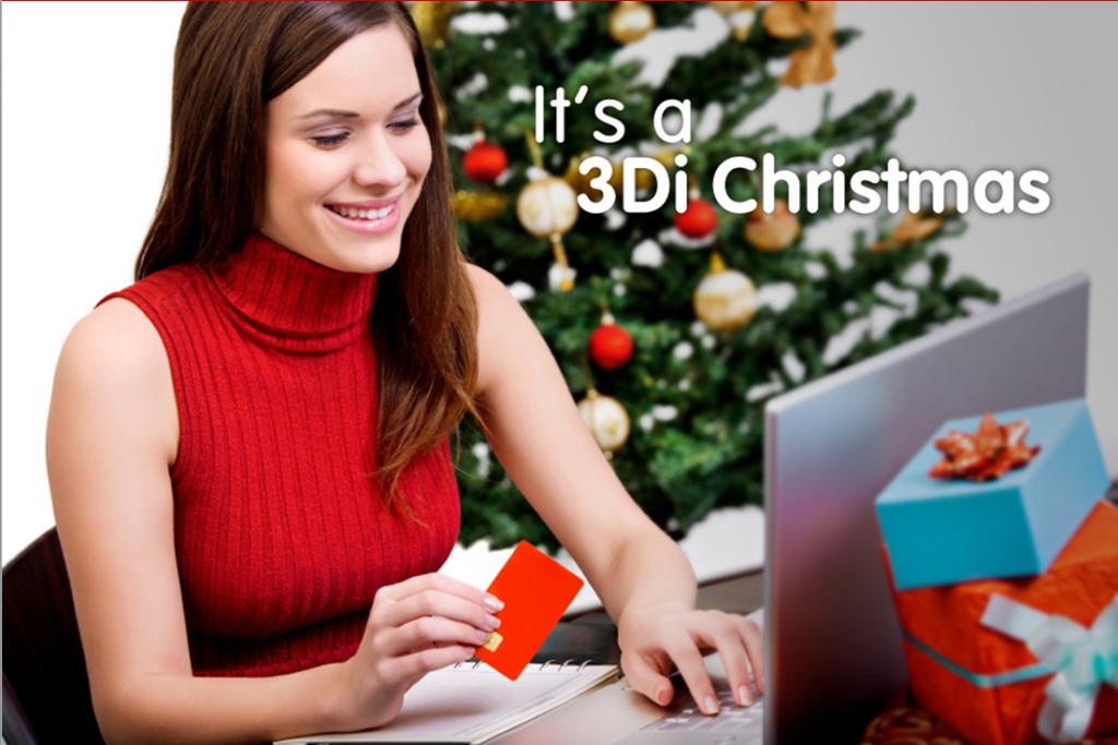 Its a 3Di Christmas